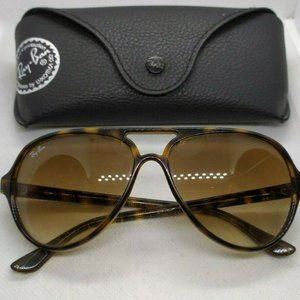 Ray Ban Cats 5000  Brown Gradient  Sunglasses